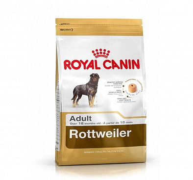 Сухой корм Royal Canin Rottweiler Adult