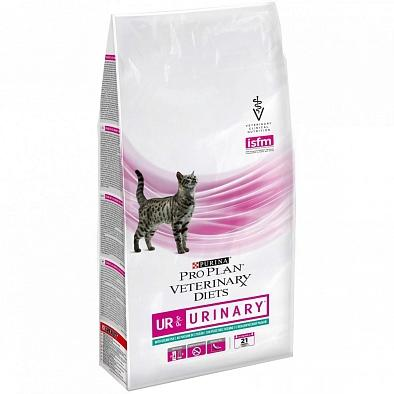Сухой корм Pro Plan Veterinary Diets UR Urinary для кошек, Заболевания мкб, океаническая рыба